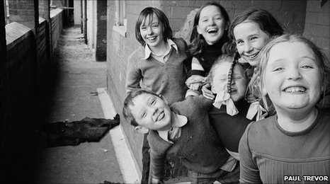 Children in Liverpool