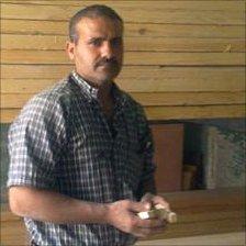Carpenter Adel al-Najjar