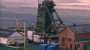 Tower Colliery at Hirwaun