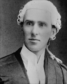 WD Owen, courtesy of the Sara Richards collection