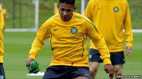 Emilio Izaguirre is Celtic manager Neil Lennon's latest signing