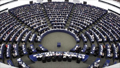 MEPs in the European Parliament