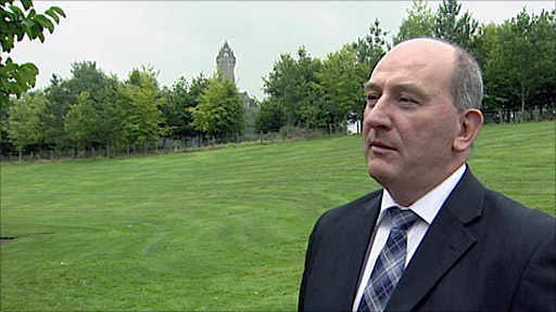 Commonwealth Games Scotland chairman Michael Cavanagh