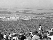 Bbc When Jimi Hendrix Rocked The Isle Of Wight Festival