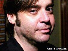 Brad Roberts, singer for the Crash Test Dummies