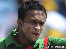 Worcestershire all-rounder Shakib Al Hasan
