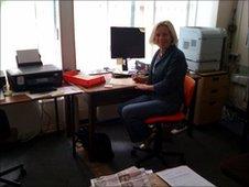 Tessa Munt in office