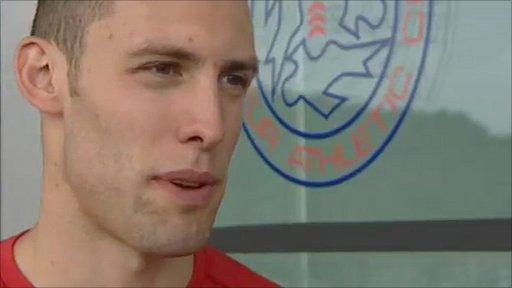 Wales 400m hurdles star Dai Greene