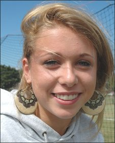 Norfolk tennis player Pippa Horn