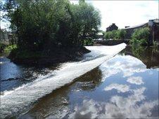 River at Kelham Island