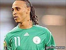 Nigeria striker Osaze Odemwingie