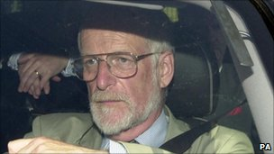 Dr David Kelly in 2003