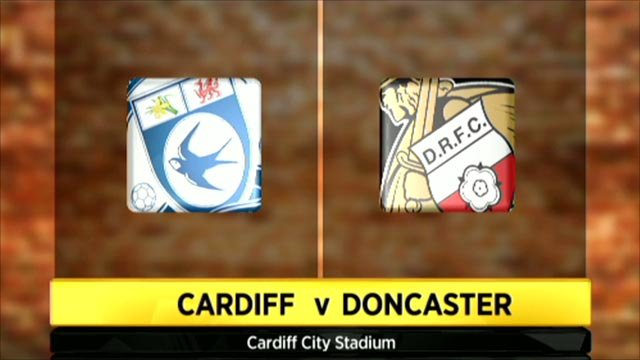 Cardiff 4-0 Doncaster