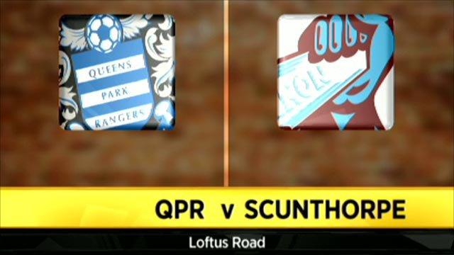 QPR 0-0 Scunthorpe