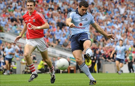 Ray Carey and Bernard Brogan