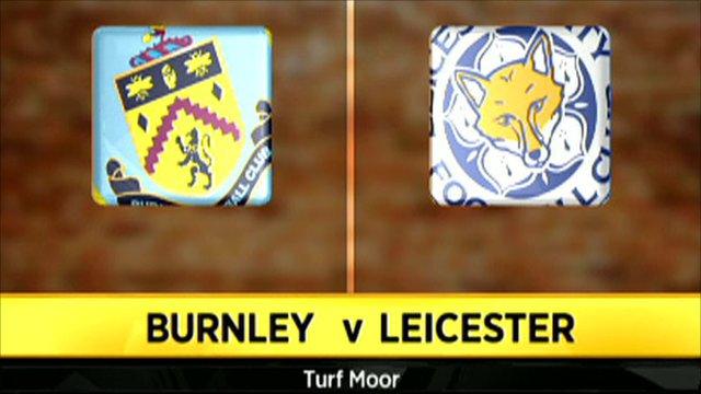Burnley 3-0 Leicester