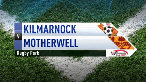 Highlights Kilmarnock 0-1 Motherwell