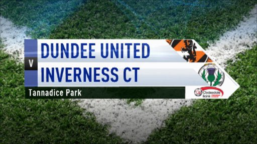Highlights - Dundee Utd 0-4 Inverness CT
