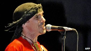 Manu Chao in Cuba, 2006