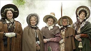 Cranford cast