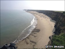 Happisburgh (Copyright Getty Images)