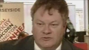 Councillor Ian Jobling