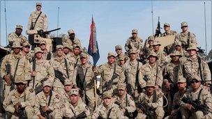 Third Platoon