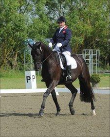 Bbc British Para Equestrian Team To Train At Easton College