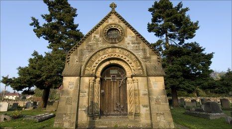 Trevor Mausoleum