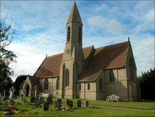 St John the Baptist, Bettisfield