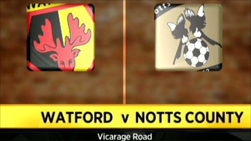 Watford 1-2 Notts County