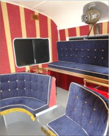 Inside Sol Cinema