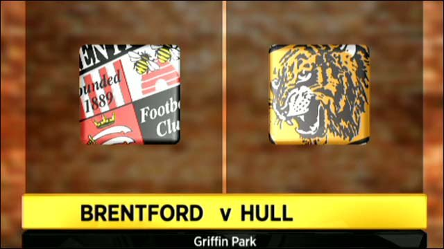 Brentford 2-1 Hull
