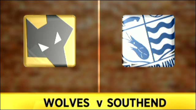 Wolves 2-1 Southend