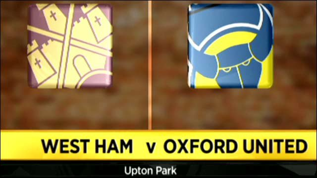 West Ham 1-0 Oxford