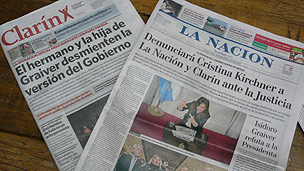 Clarin and La Nacion