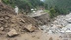Flood damage, Shangla district. Photo: Omar Ahsan
