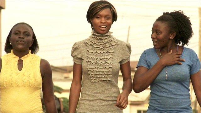 Lagos area girls