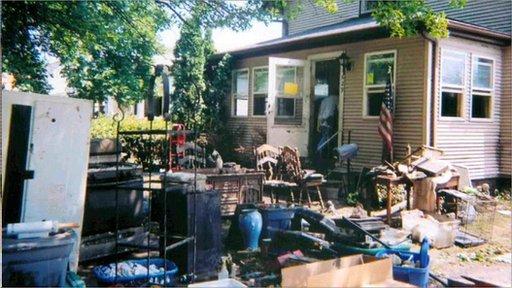 Linda Seger's home