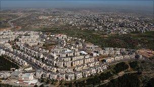 Ramat Shlomo, an Israeli development in East Jerusalem