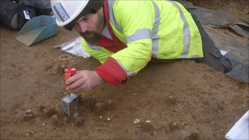 Ice Age archeology find in Nottinghamshire