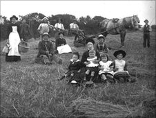 Cornish farming in years gone by