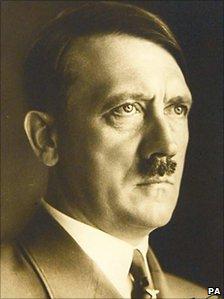 Photo of Adolf Hitler, file pic