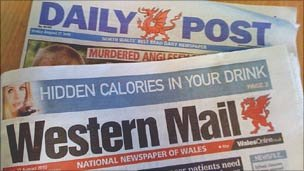 The Western Mail and Daily Post