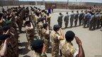 UK troops in Basra