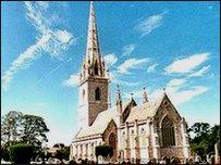 Eglwys Farmor Bodelwyddn
