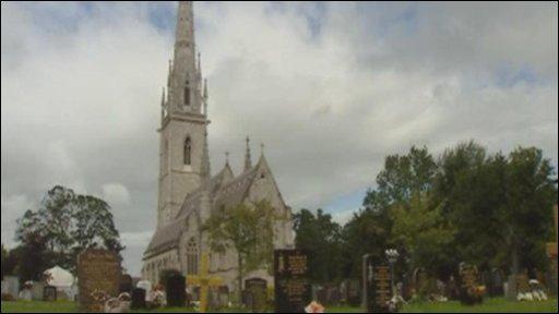 Eglwys Farmor Bodelwyddan