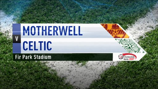 Motherwell 0-1 Celtic