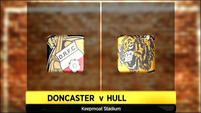 Doncaster 3-1 Hull