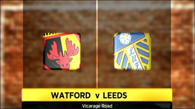 Watford 0-1 Leeds